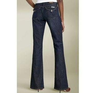 David Kahn Flare Leg Jeans